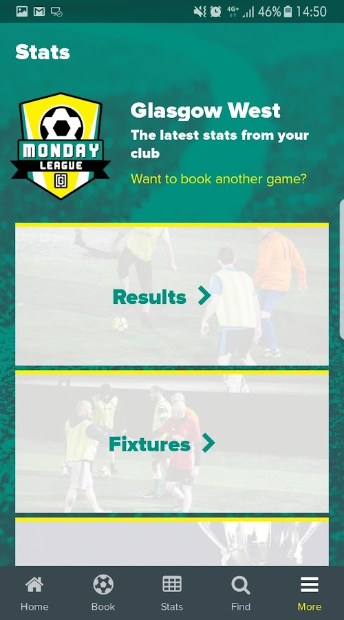 Goals Soccer Centres- screenshot