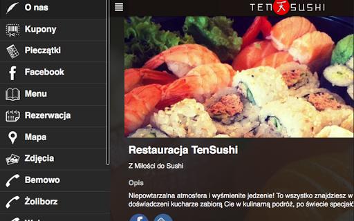【免費娛樂App】TenSushi-APP點子