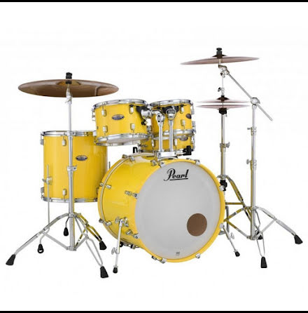 Pearl Decade Maple - DMP905 - Solid Yellow