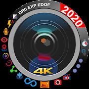 Cámara 4K Panorama, 4K Video y Selfie Perfecto