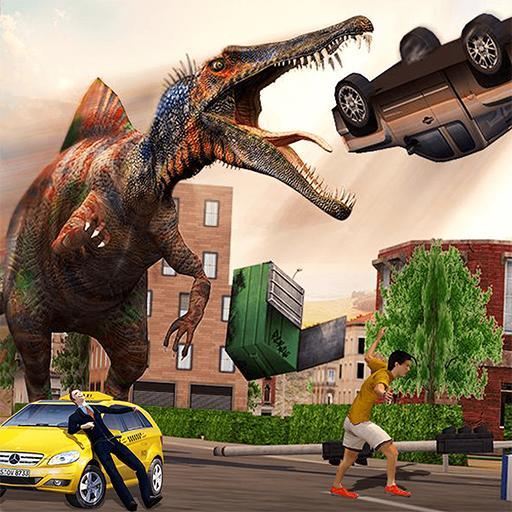 Real Dinosaur Simulator Games