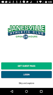 Janesville Athletic Club- screenshot thumbnail