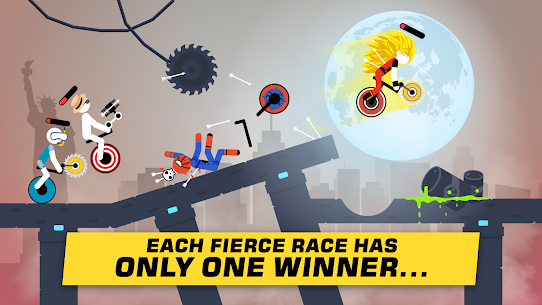 Stickman Racing Mod Apk Download (No Ads + Unlocked) for Android 2