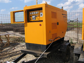 Photo: Service generator GMW33, Synergy