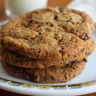 Brown Sugar Chocolate Chip Cookies.