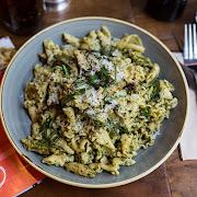 Chicken & Pesto Pasta