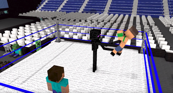 Skin WWE For MINECRAFT PE Հավելվածներ Google Playում - Skin para minecraft pe wwe