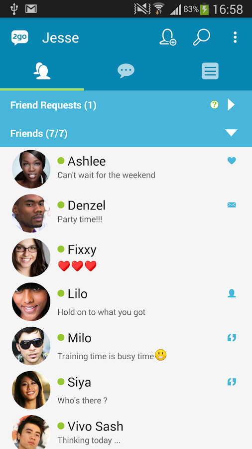 2go- screenshot