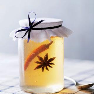 Spiced Fruit Preserve