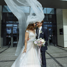 Wedding photographer Darya Kalachik (dashakalachik). Photo of 28.11.2018
