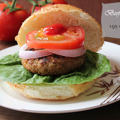Low Fat Hamburgers 43