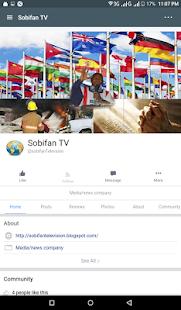 Sobifan TV - náhled