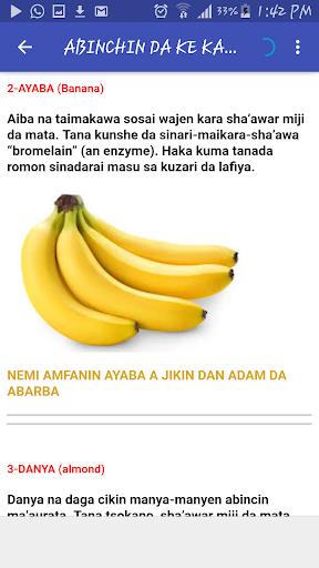 Abincin Kara Lafiya Ga Ma'aurata for PC