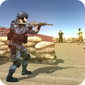 Counter Terror Attack - Strike Back Survival Game