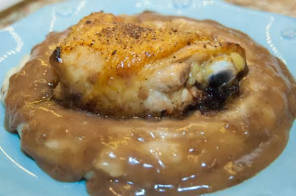 Poultry Essentials: Wine-braised Chicken Thighs Recipe