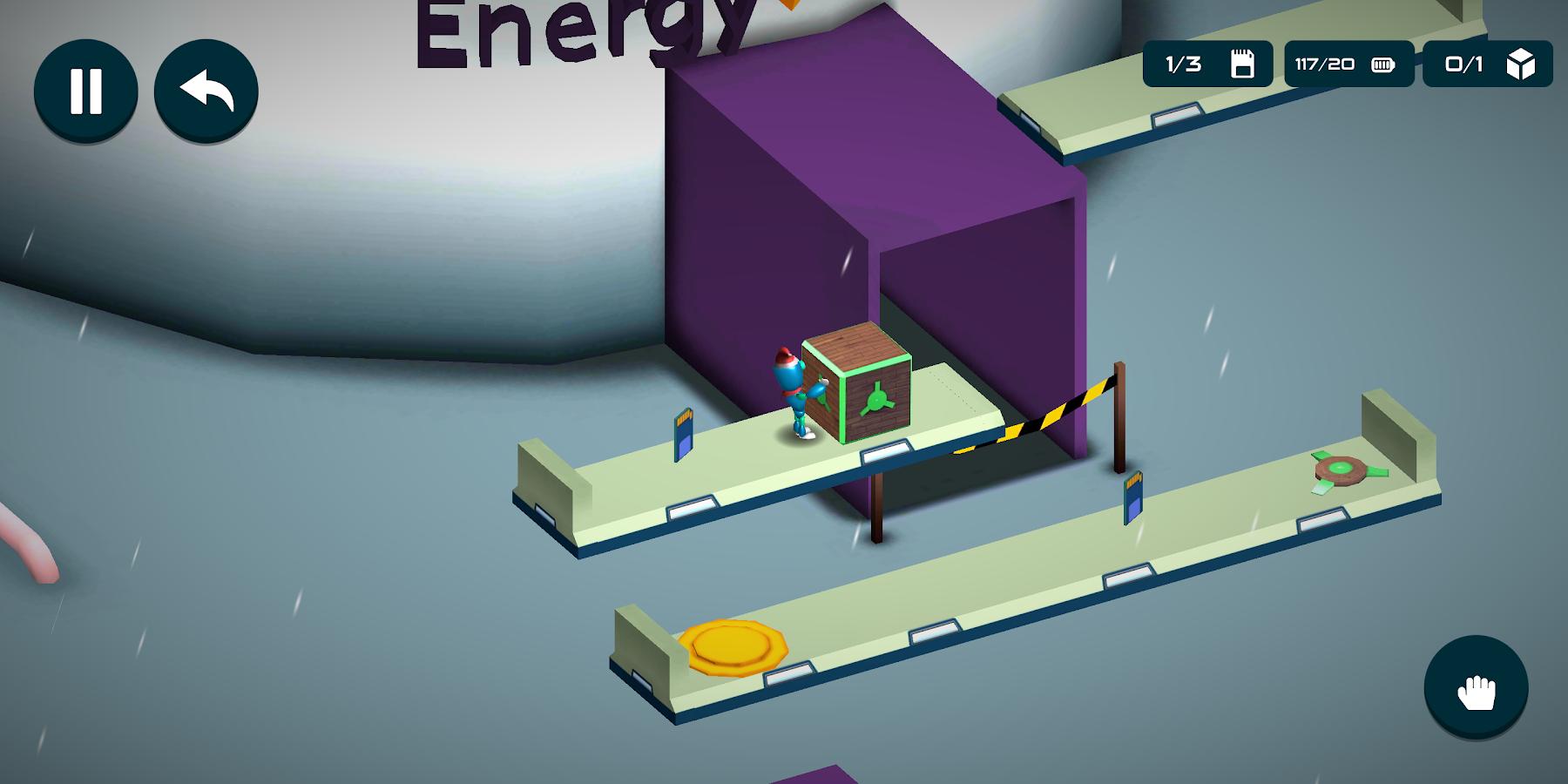 Robo X- screenshot