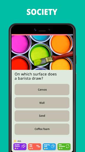 Free Trivia Game. Questions & Answers. QuizzLand. apktram screenshots 19