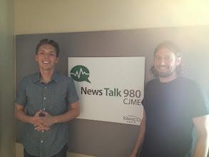 Photo: Radio Winnipeg