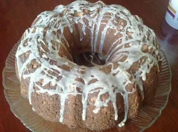 Banana Walnut Bunt Cake__bebita Recipe