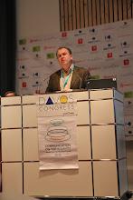 "Photo: ""Communicating Science & Innovations"" Panel - 2012: Stanislav Naumov"