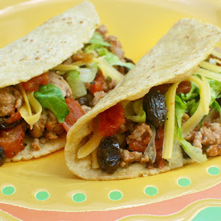 Slow Cooker Picadillo Tacos