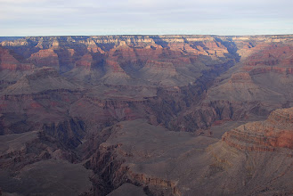 Photo: Canyon from the South Rim 3