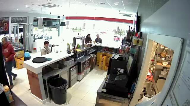 Foto Las Cuevas Cafetería 2
