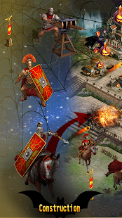 Ace of Empires: Iron&Blood Throne, Clash of City - náhled