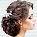 Wedding Girl Hairstayle Ideas icon