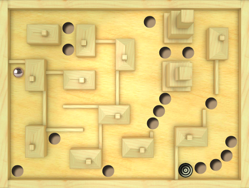 Classic Labyrinth 3d Maze for PC