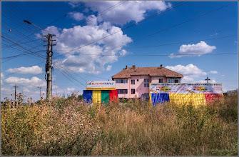 Photo: Vedere de pe Str. Grădinilor - 2017.08.24