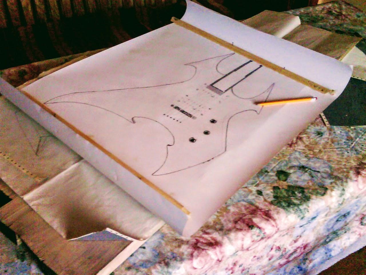 Повнорохмірний малюнок на Плоттері