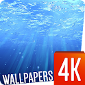 Blue Ocean Wallpapers 4k icon