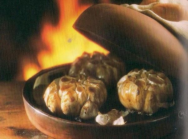 Crostini Alla'aglio Arrosto (crostini With Roasted Recipe