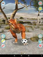 Screenshot of Talking Tyrannosaurus Rex