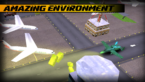 Airplane Park 3D