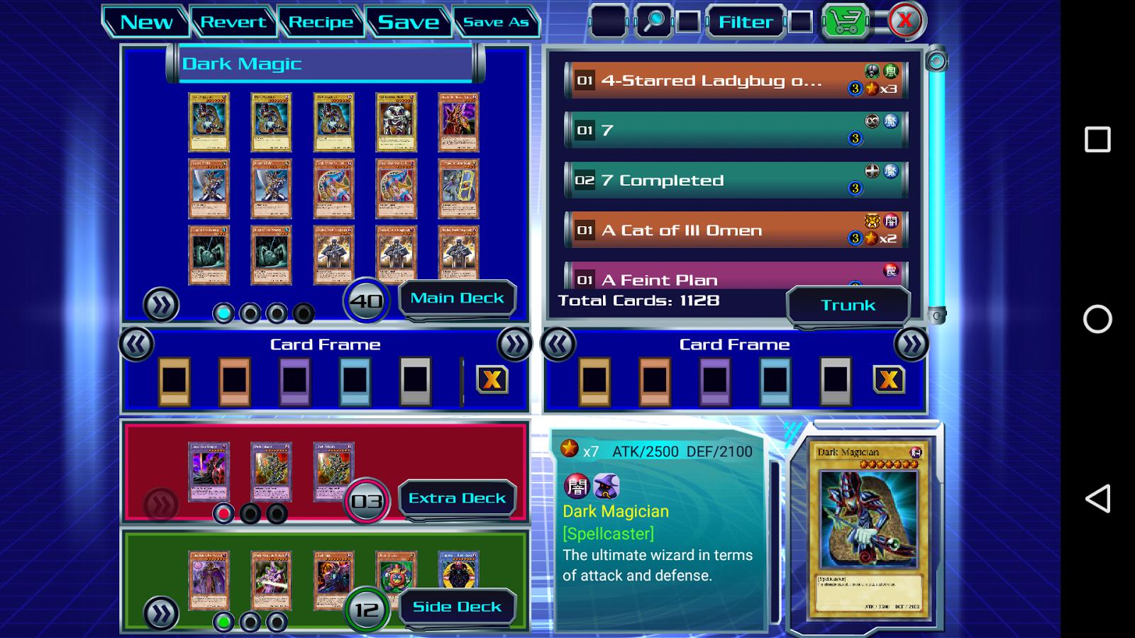 Screenshots of Yu-Gi-Oh! Duel Generation for iPhone