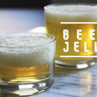 Beer Jelly #SundaySupper.