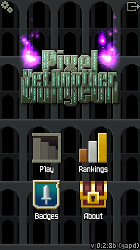 Yet Another Pixel Dungeon screenshots 1