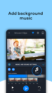 Movavi Clips Premium Mod Apk 4.1.0 (Full Unlocked + No Ads) 5