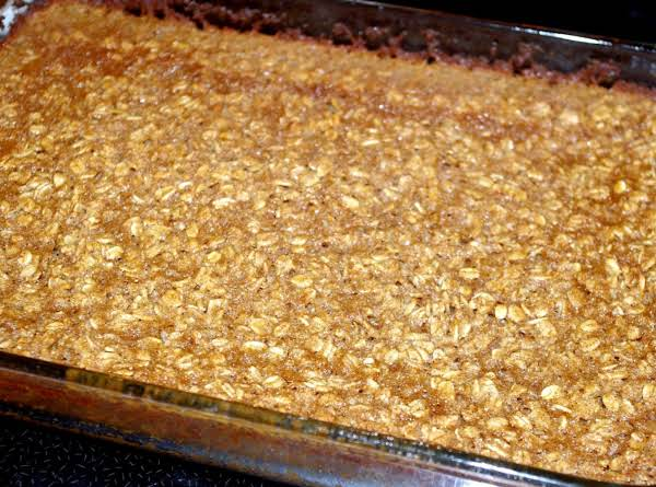 Yummy Baked Oatmeal Recipe