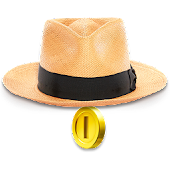 Qobiey: The Hat with gold coin!