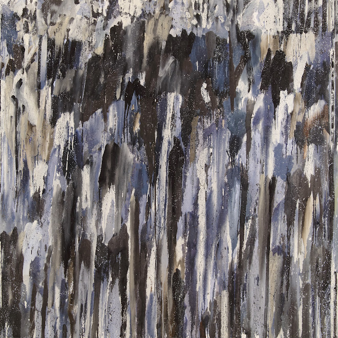 <p> <strong>Winter Poem V</strong><br /> Oil on canvas<br /> 70&quot; x 70&quot;<br /> 2019</p>