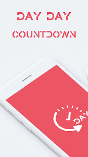 DAY DAY Countdown Widget - náhled