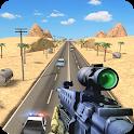 Traffic Sniper Shooting icon