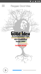 Rádio Reggae A Good Idea- screenshot thumbnail