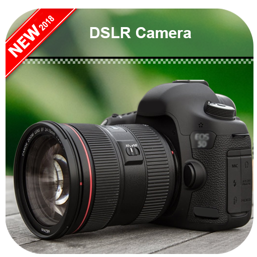 DSLR HD Camera : 4K HD Camera Ultra Blur Effect APK Cracked Download