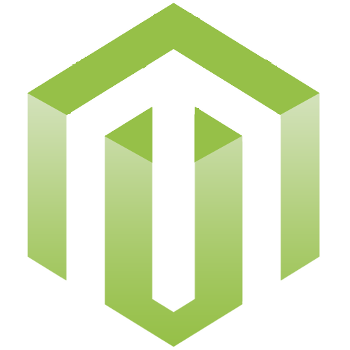 Magento Logo Green