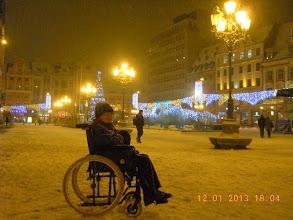 Photo: 12.01. 2013 roku -  juz gdzie jak gdzie, ale w rynku śnieg powinni omieść