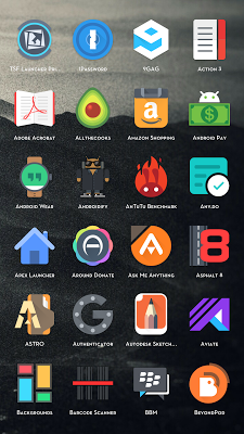 Crispy - Icon Pack - screenshot